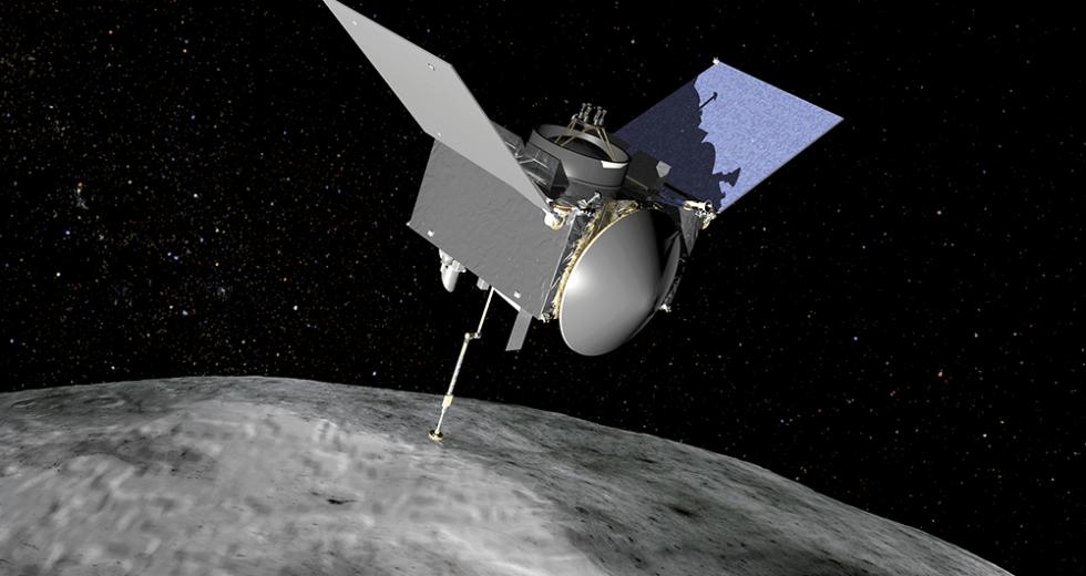 OSIRIS-Rex Is Getting Ready To Sample Asteroid Bennu