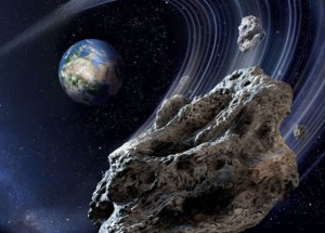 Two Asteroids Will Whiz By Earth on April 15