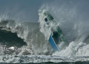 Climate Terror: Extreme Waves Will Get Even Bigger For This Reason – The Result Is Tragic