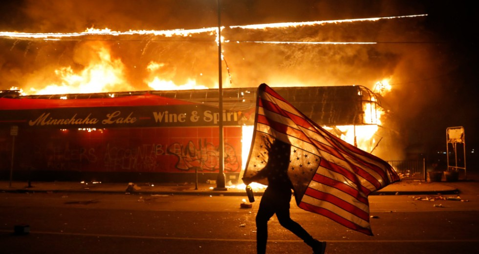 Riots Are Slowing Down The US Economy Bounce Back Amidst The Coronavirus Pandemic