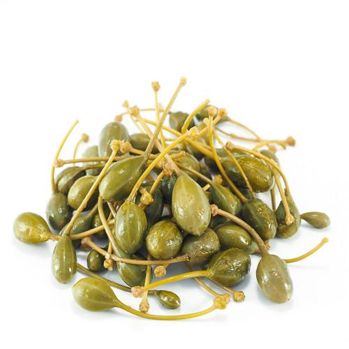 Pickled Capers Boost Brain and Heart Activity
