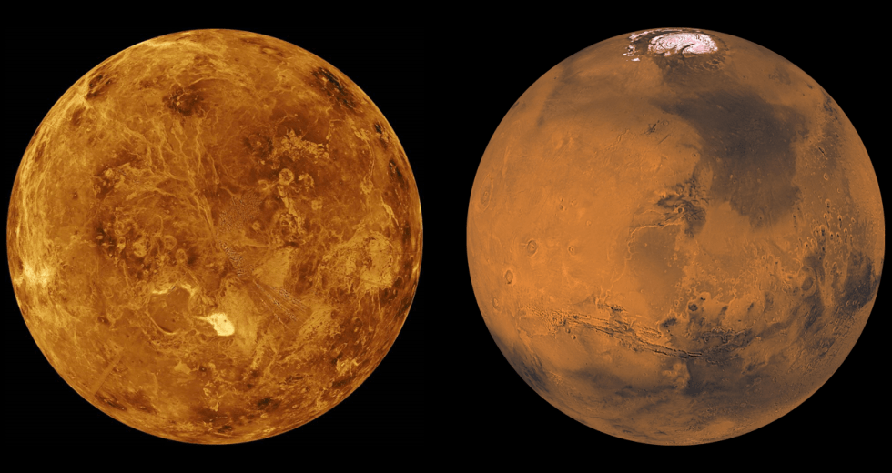 Mars and Venus Might be the Answer to all Our Unanswered Questions about the Formation and Evolution of our Planet