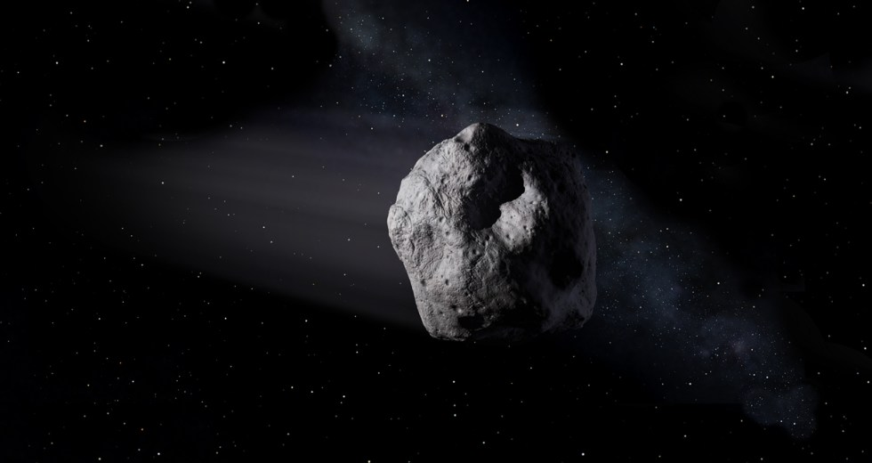Potentially Hazardous Asteroid to Approach the Earth on 1 September