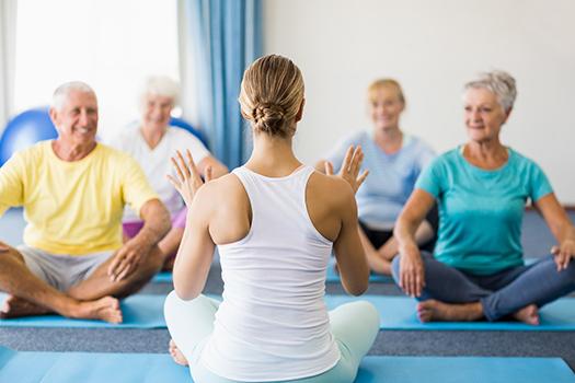 The 6 Health Benefits of Yoga for Seniors