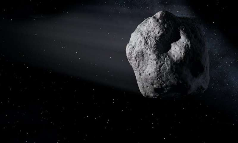 2021 Brings an Asteroid The Size of Two Football Fields – Are We in Danger?