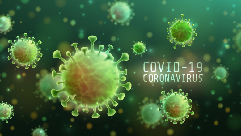 Scientists Developed A Spray That Might Stop SARS-CoV-2 Infections!