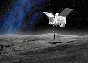 NASA To Collect Asteroid Samples Next Week