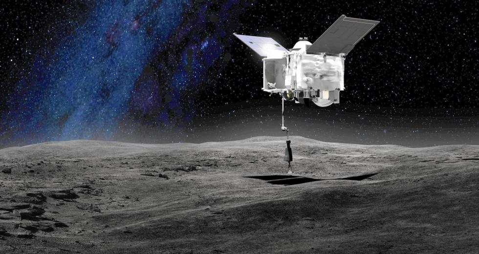 After Grabbing Samples From Asteroid, NASA's Spacecraft Leaves Behind a Significant Mess