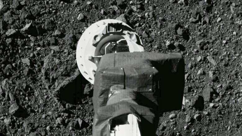 NASA Historic Mission: OSIRIS-REx Collects Rocks From Asteroid Bennu