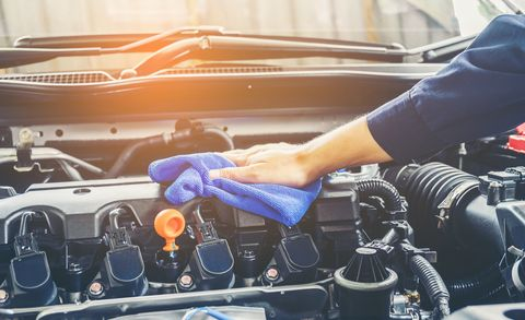 How To Clean Your Car Before Using a Car Cover