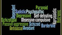 Common types of personality disorder