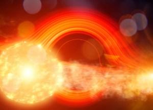 The Enormous 'Old Faithful' Black Hole Emits Energy at an Unprecedented Rhythm