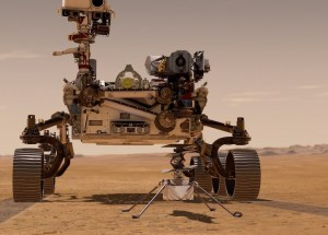 NASA's Perseverance Rover Intercepts Peculiar Sounds While Heading Towards Mars – Are Aliens Trying to Contact Us?
