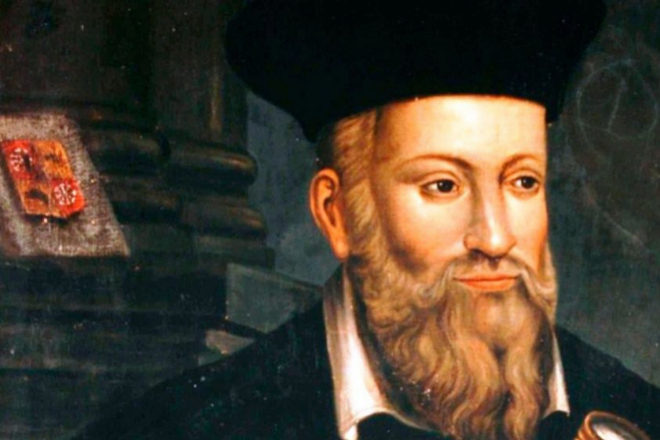 The Dark Predictions of Nostradamus for 2021: Eiffel Tower-Sized Asteroid is Heading Towards Earth