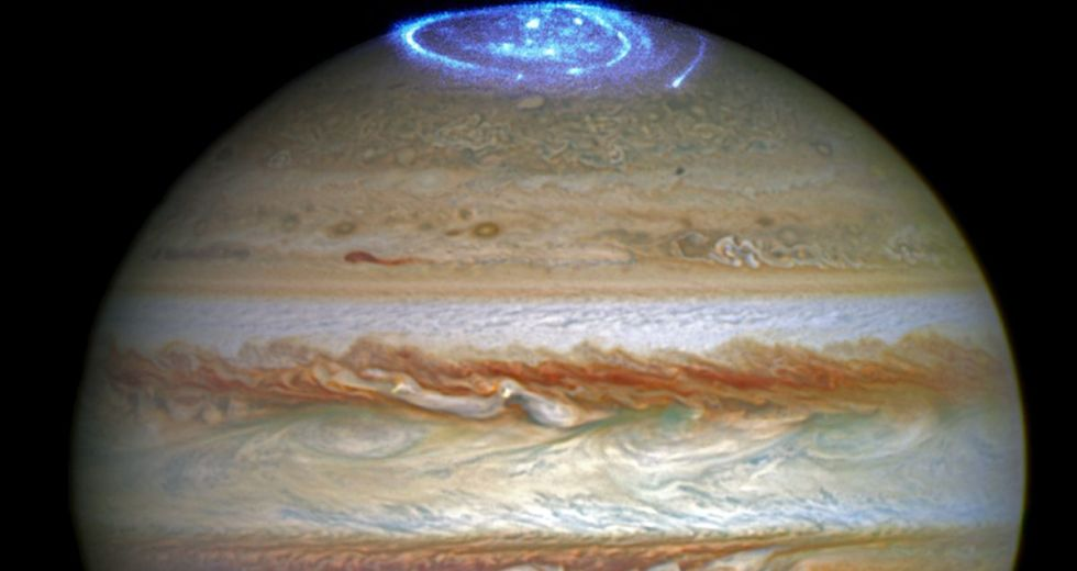 Astronomical Premiere! Scientists Observed The Formation Of Jupiter's Auroral Storms For The First Time