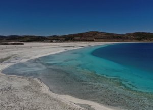 Turkish Lake May Hold Traces Of Ancient Life On Our Planet