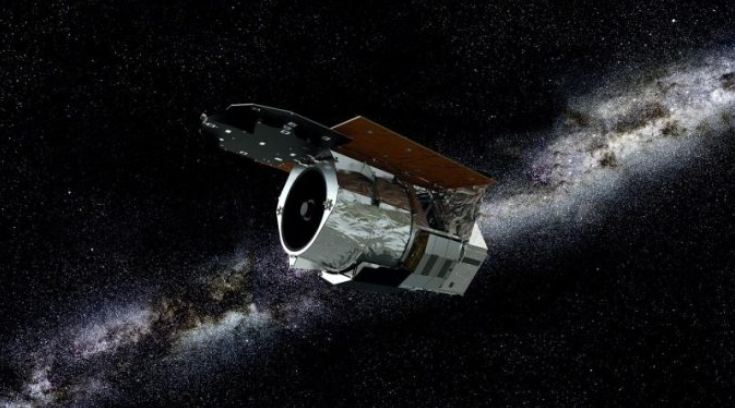 NASA's Roman Telescope Mission Will Unveil Deep-buried Secrets of the Universe