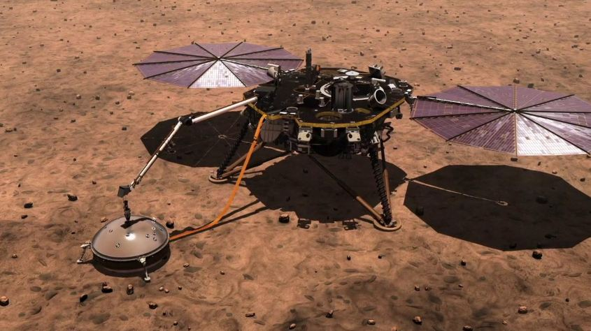 NASA's InSight Mars Lander Gets a Major Update – New Challenge Awaits