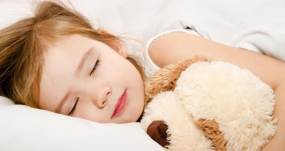 Mindfulness Training Helps Children Sleep Better