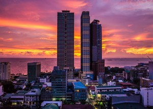 Philippine's Capital Faces Magnitude 6.7 Earthquake