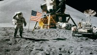 Apollo 15's 50th Anniversary Exposes Moon Landing in Incredible Detail – Watch Video