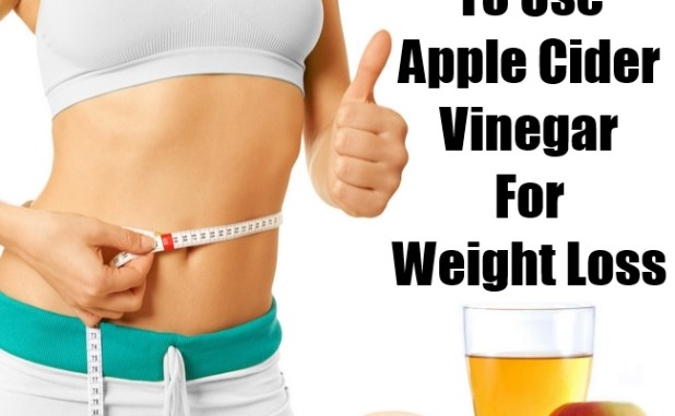 Weight Loss: Experts Important Advice on Apple Cider Vinegar