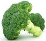 food value of brocolli
