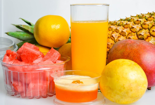 Natural Colon Cleansing Recipe 6: Sweet potato, Orange and