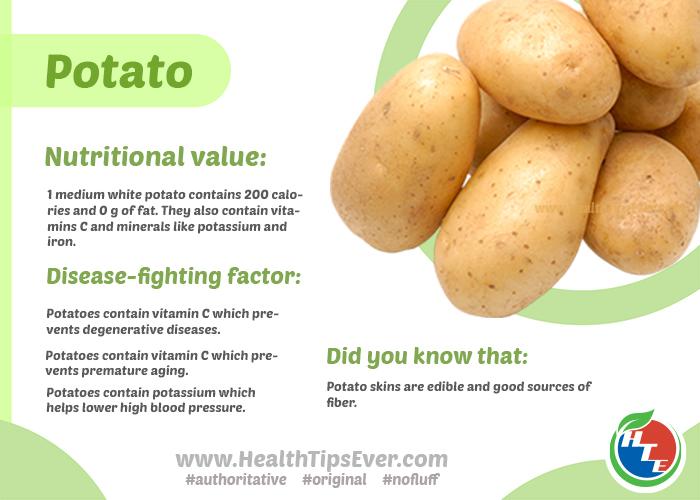 The Potato Hack for Rapid Fat Loss | The All Potato Diet