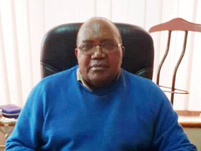 Dr. Samson H.M. Wanjala