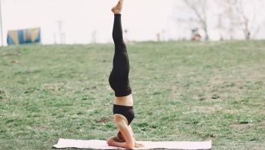 Benefits of Sirsasana Yoga Pose