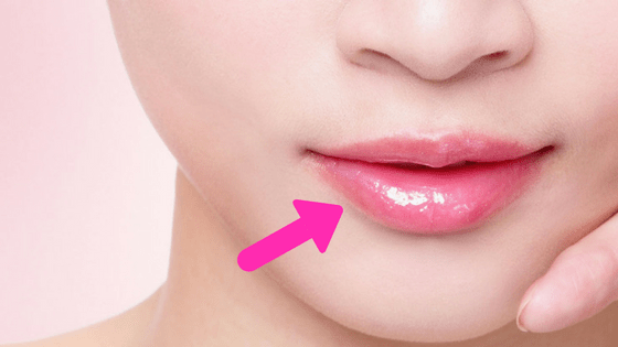 how to get pink lips without lipstick