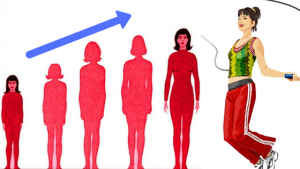 how to grow to your full potential height