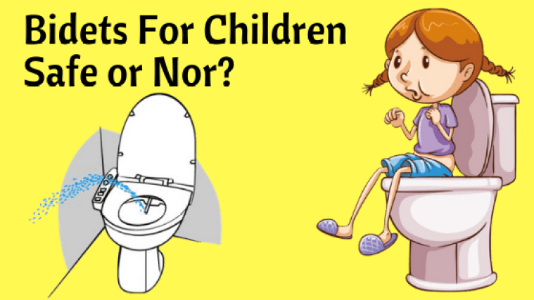 Are Bidets Safe To Use For Children