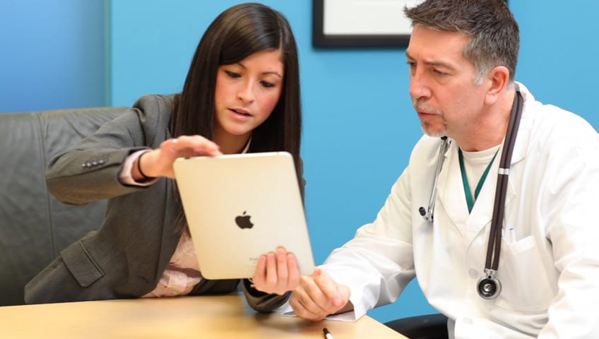 Why Every Sales Rep Needs an iPad