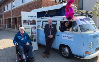 Six years of championing people's views of health and care in Gloucestershire
