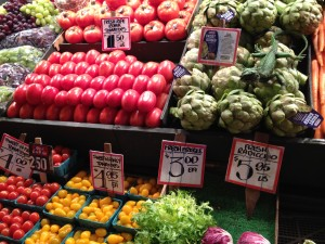 fresh produce healthy eating food myths