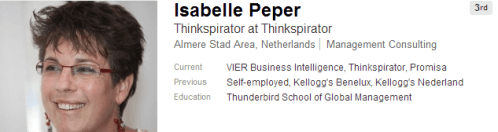 isabelle peper