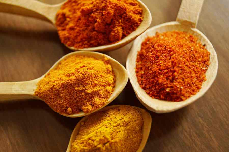 Detoxifying foods: Turmeric