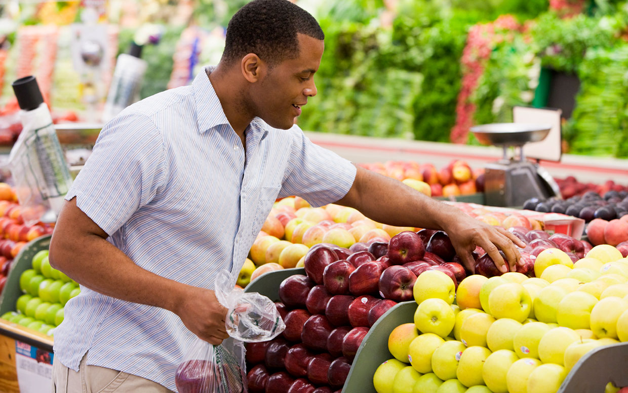 Choosing Healthy Foods At Your Grocery Store