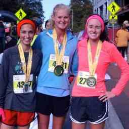City of Oaks Half Marathon Recap