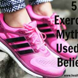 5 Exercise Myths I Used To Believe