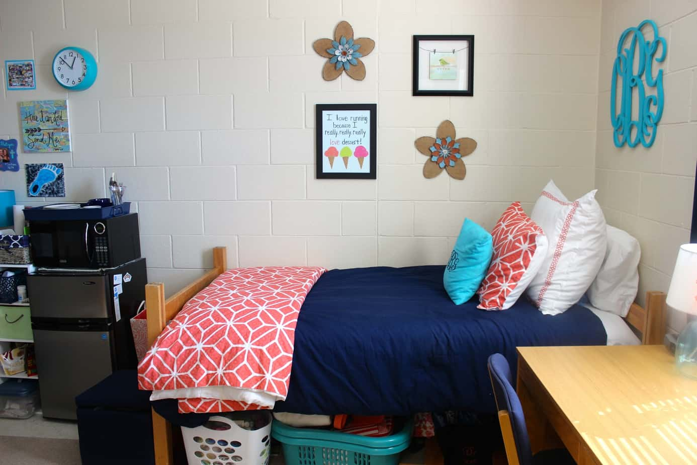 Dorm Room Tour Healthy Liv