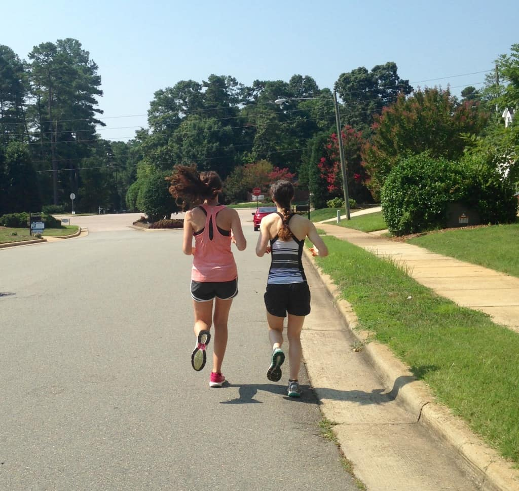sisters who run together stay together