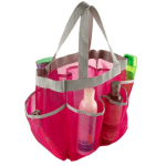 college essentials shower caddy