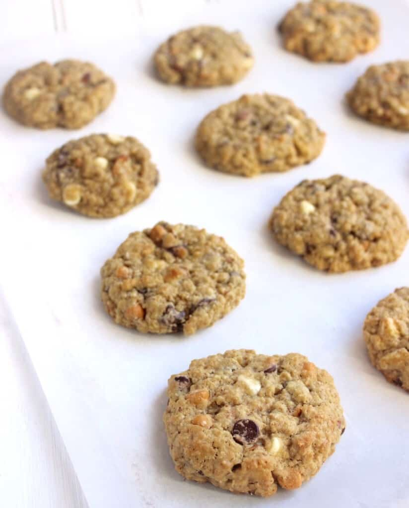 Soft And Chewy Kitchen Sink Cookies Healthy Liv