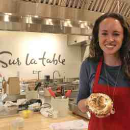 Perfect Pie Class at Sur La Table + Pie-Making Tips