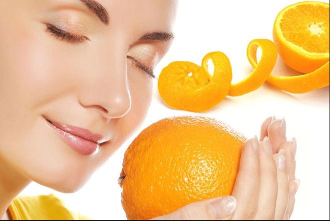 فوائد قشور البرتقال للمرأة