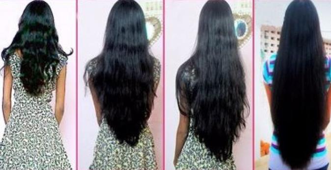 افضل وصفه لتطويل الشعر
