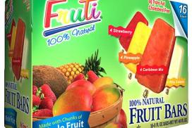 FRUIT FIRST ingredient list makes these products stand far above the rest! Wholesome Chunks O' Fruti® Bars are just as delicious as they are nutritious.